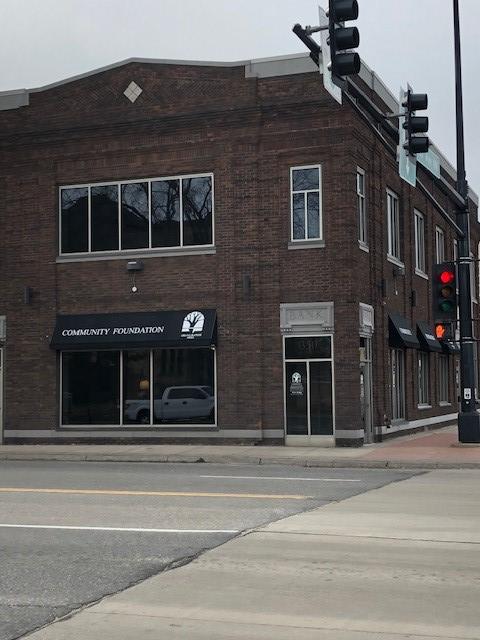 Old Bank Building in Grand Rapids Minnesota