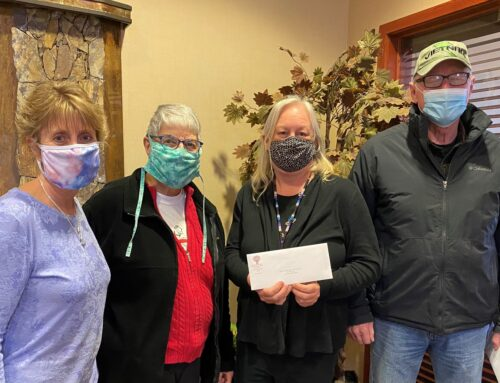 Deer River Area Community Fund Donates to ISD 317