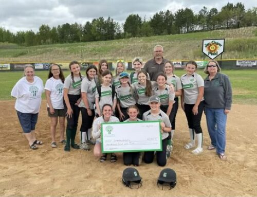 Greenway Fastpitch is Awarded Grant from Greenway Area Community Fund
