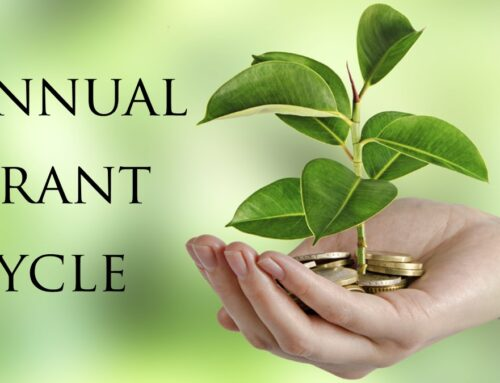 Annual Grant Cycle Open July 15 – August 15, 2021