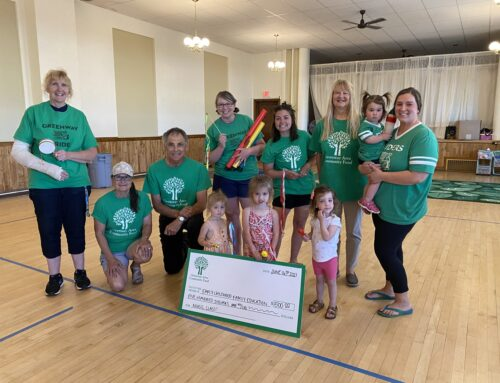 Greenway Area Community Fund Helps Bring Music to Greenway ECFE